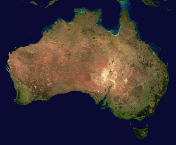 Топ-20 самых опасных животных Австралии. Часть 1