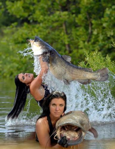 Мечта любого рыболова