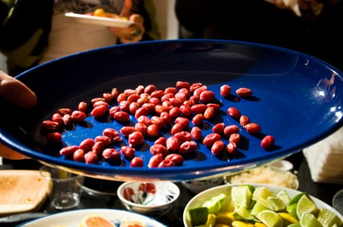 Синсепалум или магический фрукт (лат. Synsepalum dulcificum) (англ. Miracle fruit)