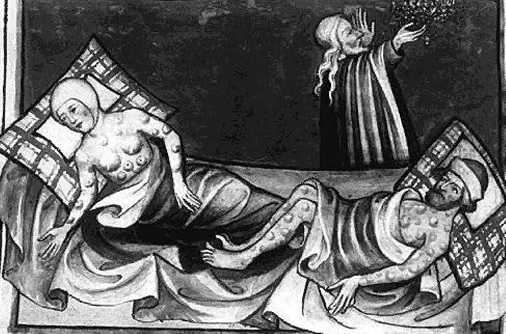 the genesis of the black plague that hit europe in early 14th to late 17th century The bacteria which caused the black death moved rapidly through the towns and communities of 14th-century england  rats carried the black death across asia and europe - helped by man's trading.
